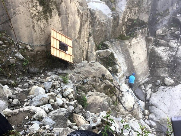 Sanitary conditions at Taiwan hiking trail addressed