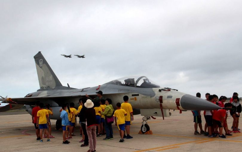 Taiwan's Indigenous Defense Fighter
