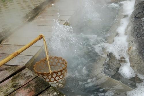 鳩之澤溫泉。(照片來源:林務局羅東林區管理處官網)