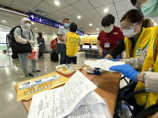 Taiwan to allow entry of foreign nationals seeking medical care starting Aug 1.