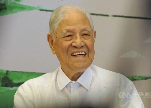 Former Taiwan President Lee Teng-hui