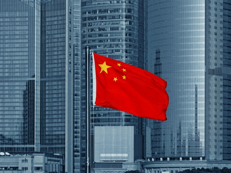 Chinese flag (Getty Images photo)