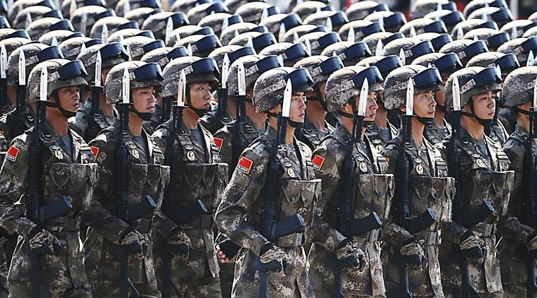 China's military has benefited from academic cooperation with the U.S.