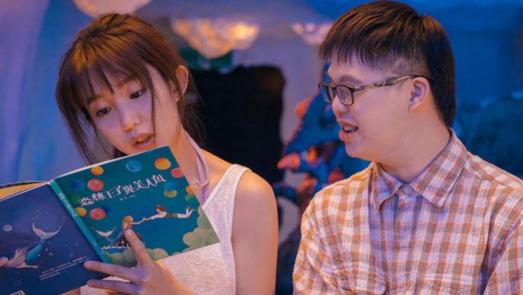 藍正龍執導「傻傻愛你,傻傻愛我」於東京台灣電影上映會打頭陣獲好評(圖/華映娛樂)
