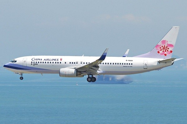 China Airlines Boeing 737-800 (Aero Icarus photo)