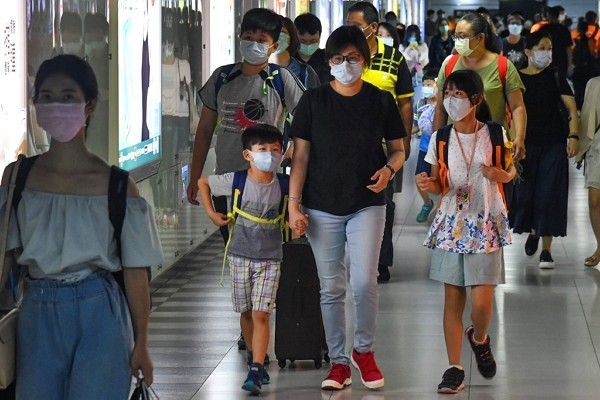 Compulsory mask-wearing policy to be re-instated in Tainan.