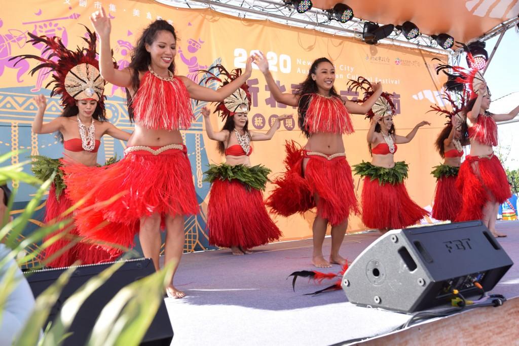 說明:新北南島文化節,可欣賞跨族群、跨國界的精彩演出。(照片來源:新北市政府)