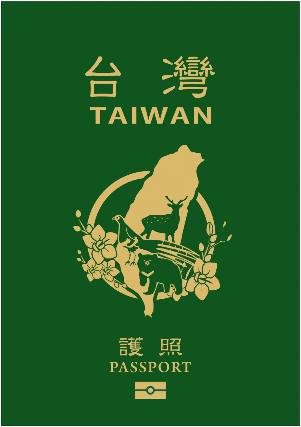 New Taiwan passport design up for public vote
