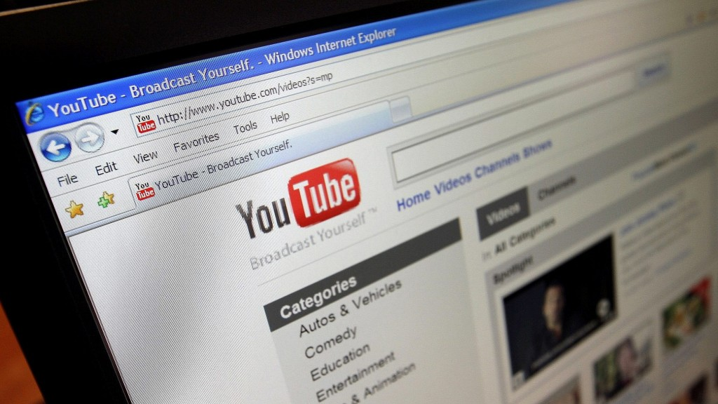 Google removed more than 2,500 YouTube channels