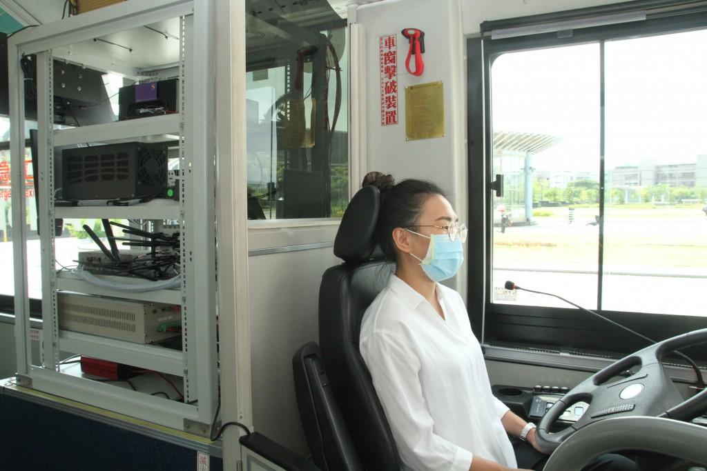 Tainan autonomousbus