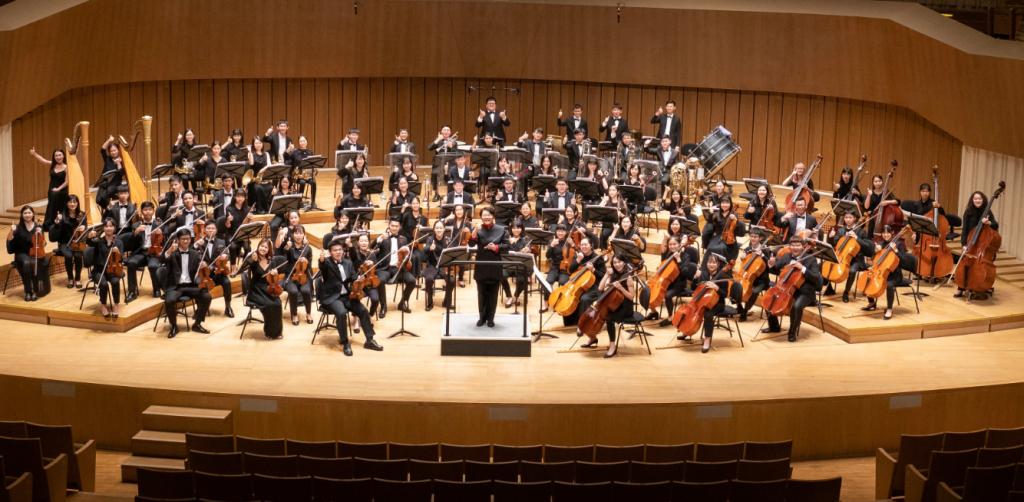 國立台灣交響樂團青少年管弦樂營將於新竹、台中及高雄舉行成果發表會(圖/國台交)