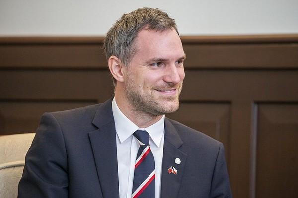 Prague Mayor Zdenek Hrib