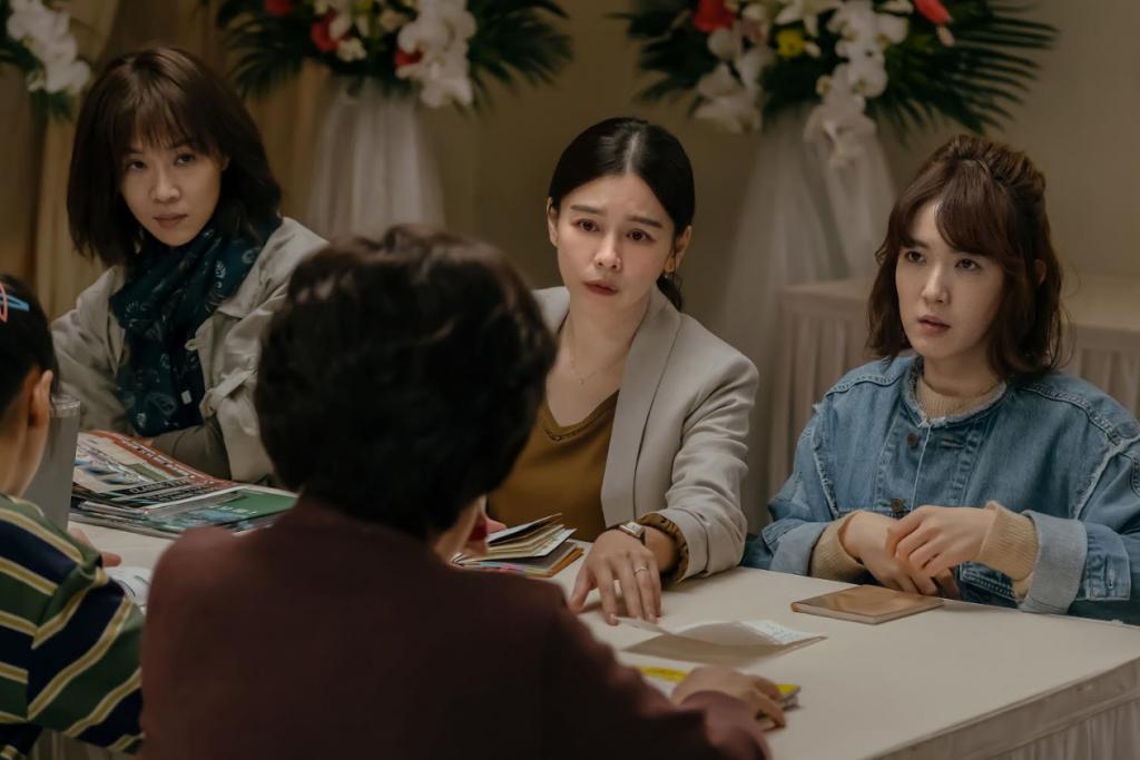 電影《孤味》描述三代女性打開家中心結感人故事(圖/威視)