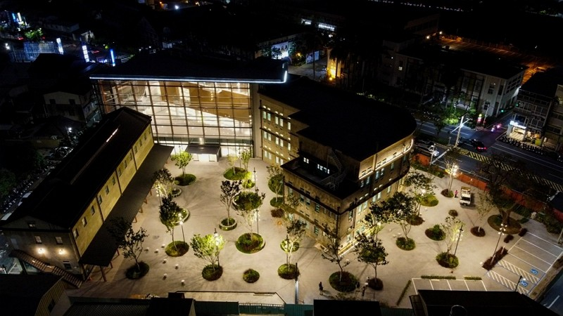 Historical site-turned-art museum to be new landmark in Taiwan's Chiayi