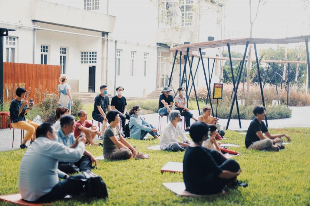 「玩聚場夏日藝術節 Play Arts」將於8月21登場(圖/空總)
