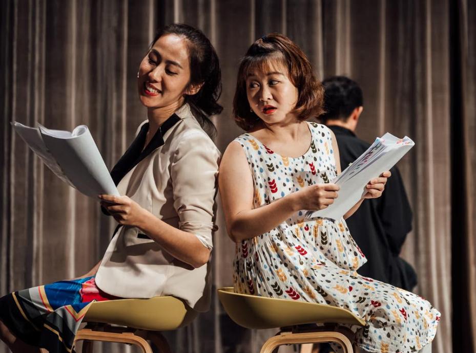 「全球泛華青年劇本創作競賽」自即日起開放徵件(圖/國立中央大學戲劇暨表演研究室)