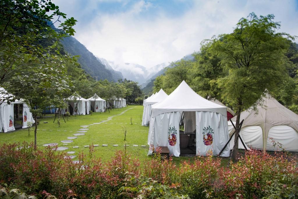 宜蘭力麗威斯汀 入住國際品牌溫泉渡假村   加碼體驗六星級豪華露營
