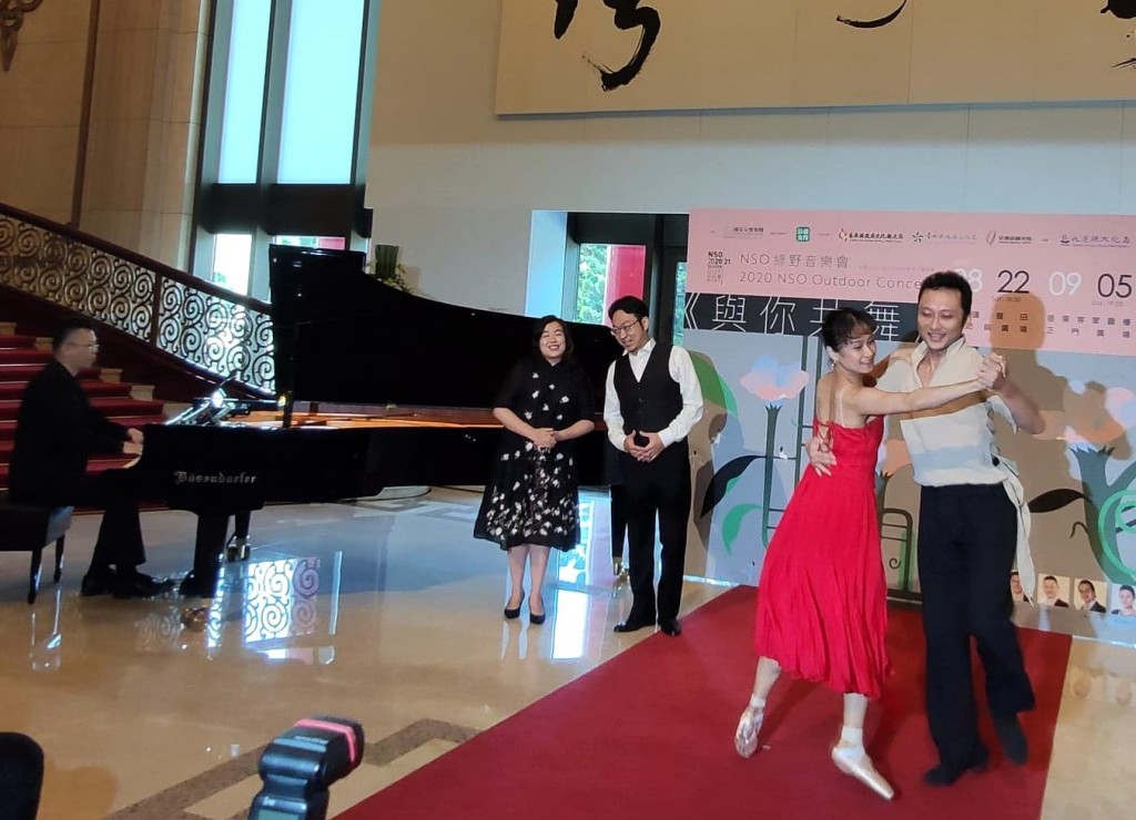 台灣國家交響樂團戶外巡迴綠野音樂會首站將於花蓮登場(圖/台灣英文新聞)