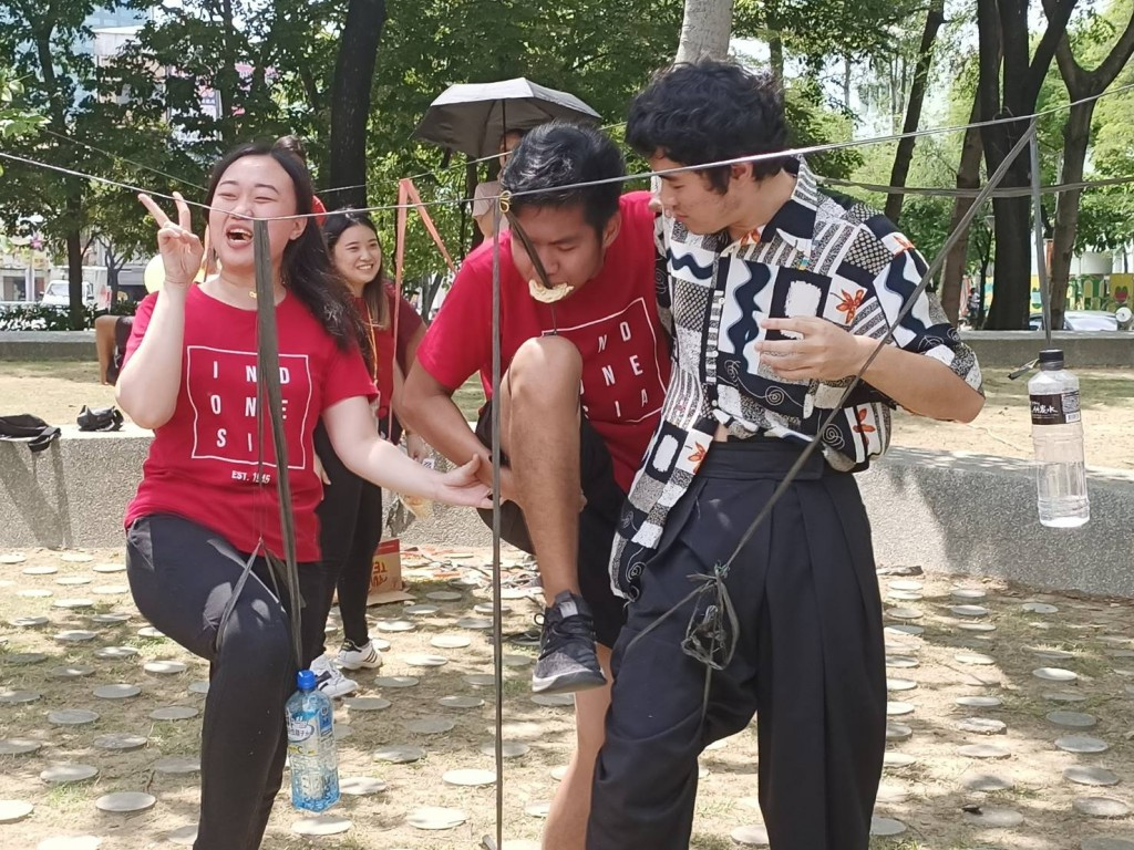 Indonesian students celebrate Independence Day together in Taiwan