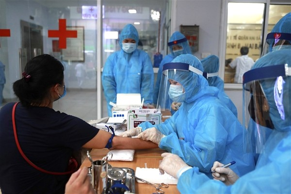 Taiwan expands coronavirus testing in light of increased number of imported patients.