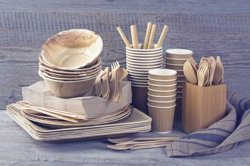 Disposable tableware (Getty Images image)