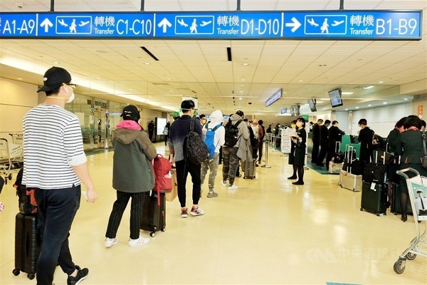Taiwan travel industry severely impacted by ongoing pandemic.
