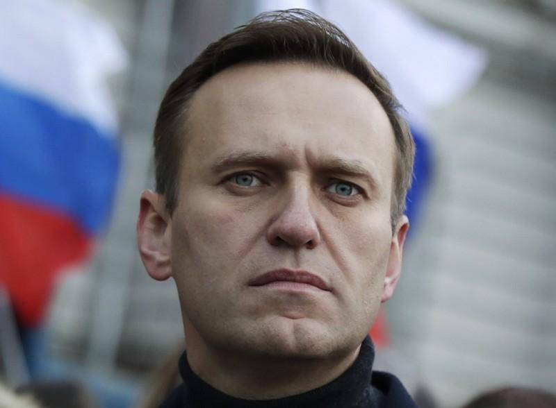 俄國反對派領袖納瓦尼(圖/美聯社)