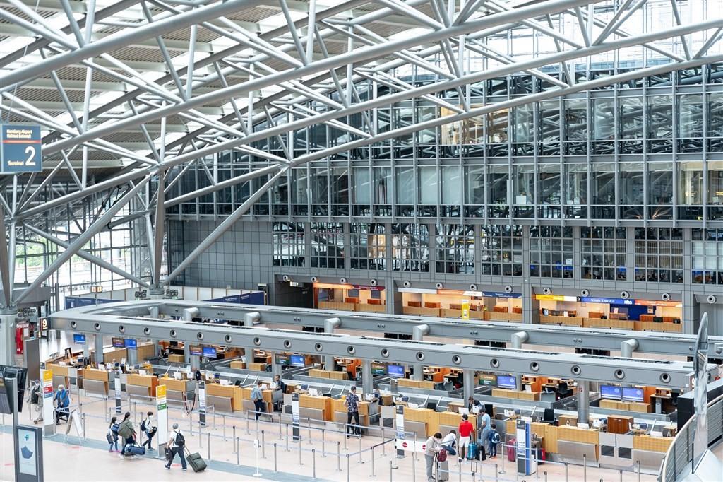 圖取自facebook.com/HamburgAirport