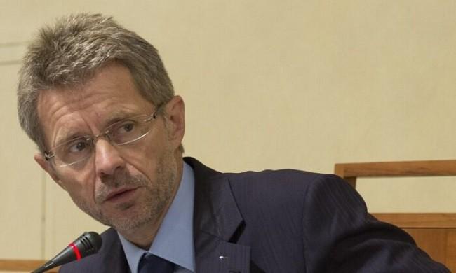 Czech Senate President Milos Vistrcil (Milos Vistrcil photo)