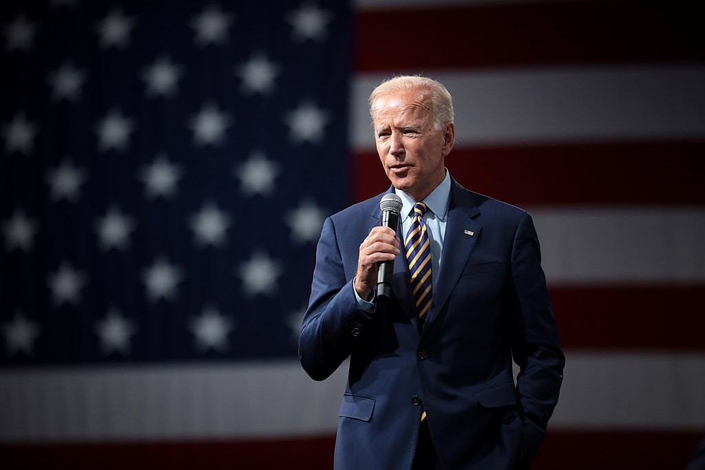 Time for Biden to stand up to China and back Taiwan