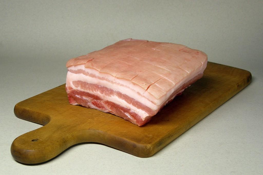 U.S. pork will enter the Taiwan marketon Jan. 1, 2021.