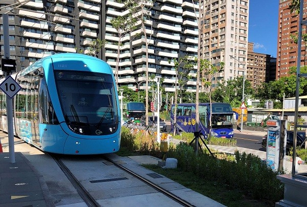 (New Taipei Department of Rapid Transit Systems photo)