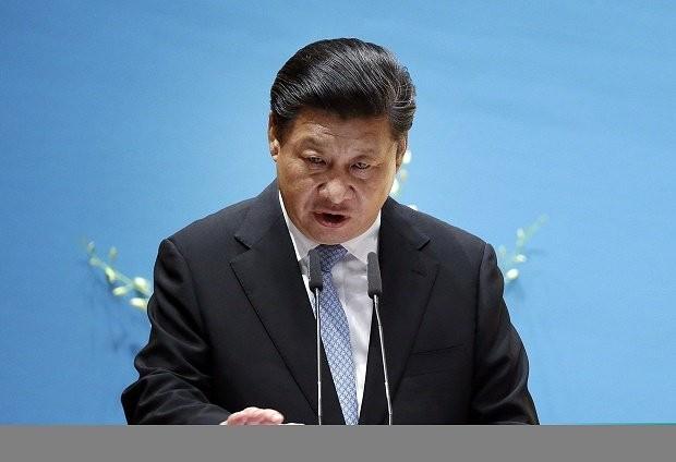 Chinese Chairman Xi Jinping.