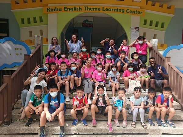 Taiwan's Kinmen County hires 24 foreign ETAs to help with English education