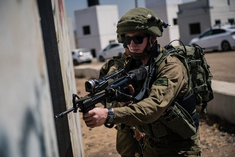 (Facebook,Israel Defense Forces photo)