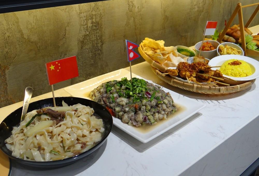 在餐桌上環遊世界! 台灣新住民用異國飲食交朋友