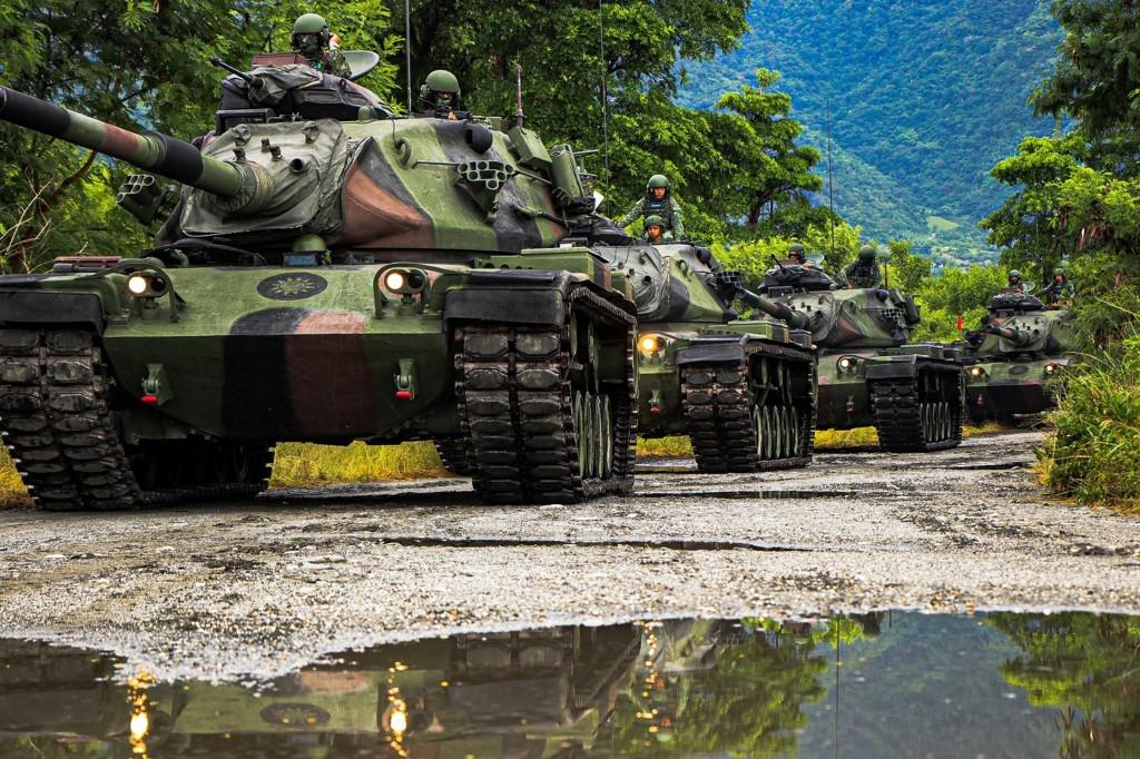 Taiwanese military (MND photo)
