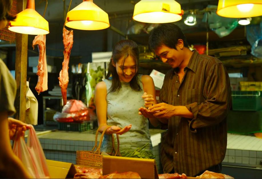 電影《當男人戀愛時》於今日(9/3)殺青,預計2021年浪漫上映。(圖/電影公司)