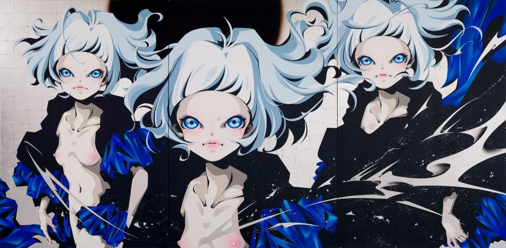 松浦浩之台灣個展將於台北誠品畫廊舉行(圖/誠品畫廊)