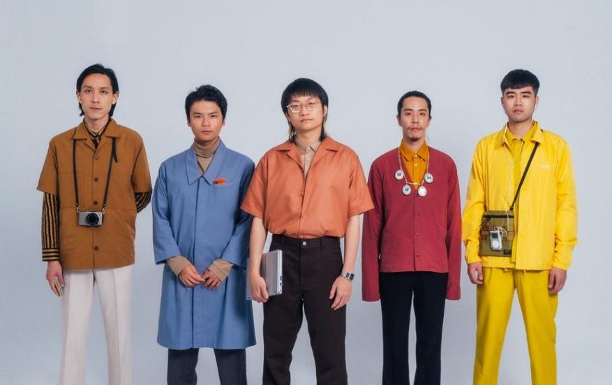 台灣知名搖滾樂團落日飛車將於貴人散步音樂節演出(圖/主辦單位)