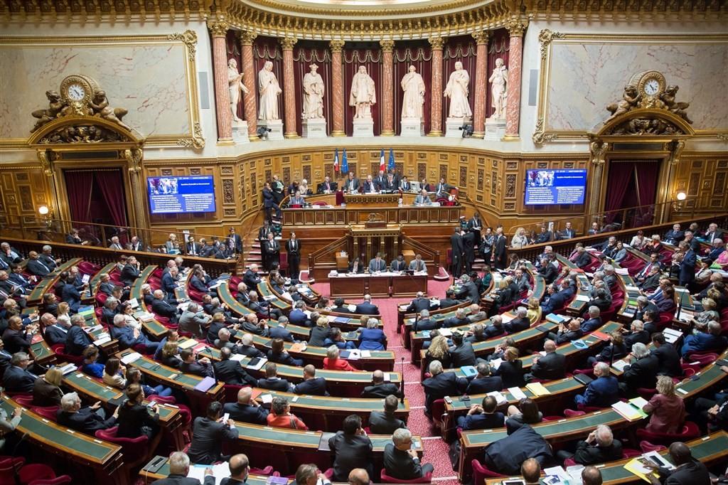 圖取自法國參議院網頁senat.fr