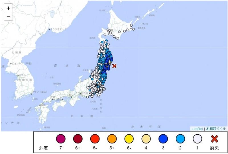 圖/日本氣象廳