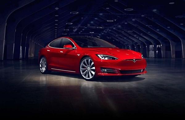 Tesla Model 3. (Tesla Taiwan photo)