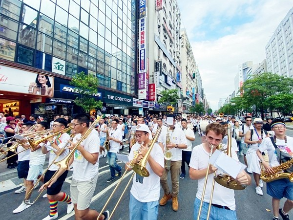 Rainbow City Symphonic Band to hold tribute concert in New Taipei Sept. 19.