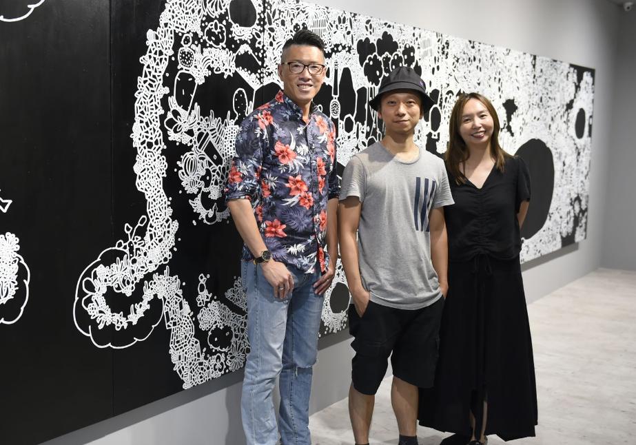 台灣藝術家呂英菖「移動的願望」生命歲月靜好 沒有「家」只是迷失的靈魂