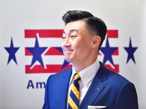 AmCham Taipei Chairman C.W. Chin