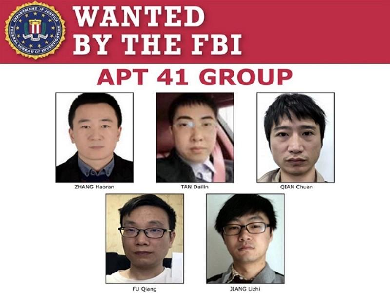Taiwan, US nail Chinese hackers behind mass cyberattacks