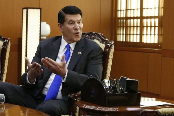 U.S. Undersecretary of State Keith Krach