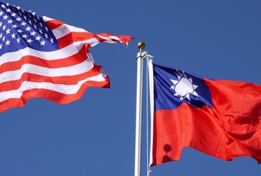 「防止台灣遭侵略法案」授權美國總統在中國武力犯台時得動用武力防衛台灣,也鼓勵美國總統與國務卿訪台(圖/中央社)