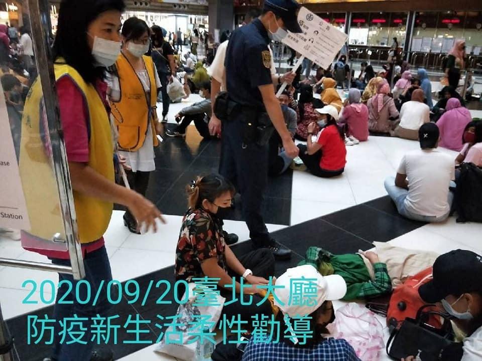 (Taiwan Railways Administration Facebook photo)